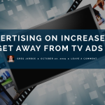 online video advertising increase at expense of tv ad budget