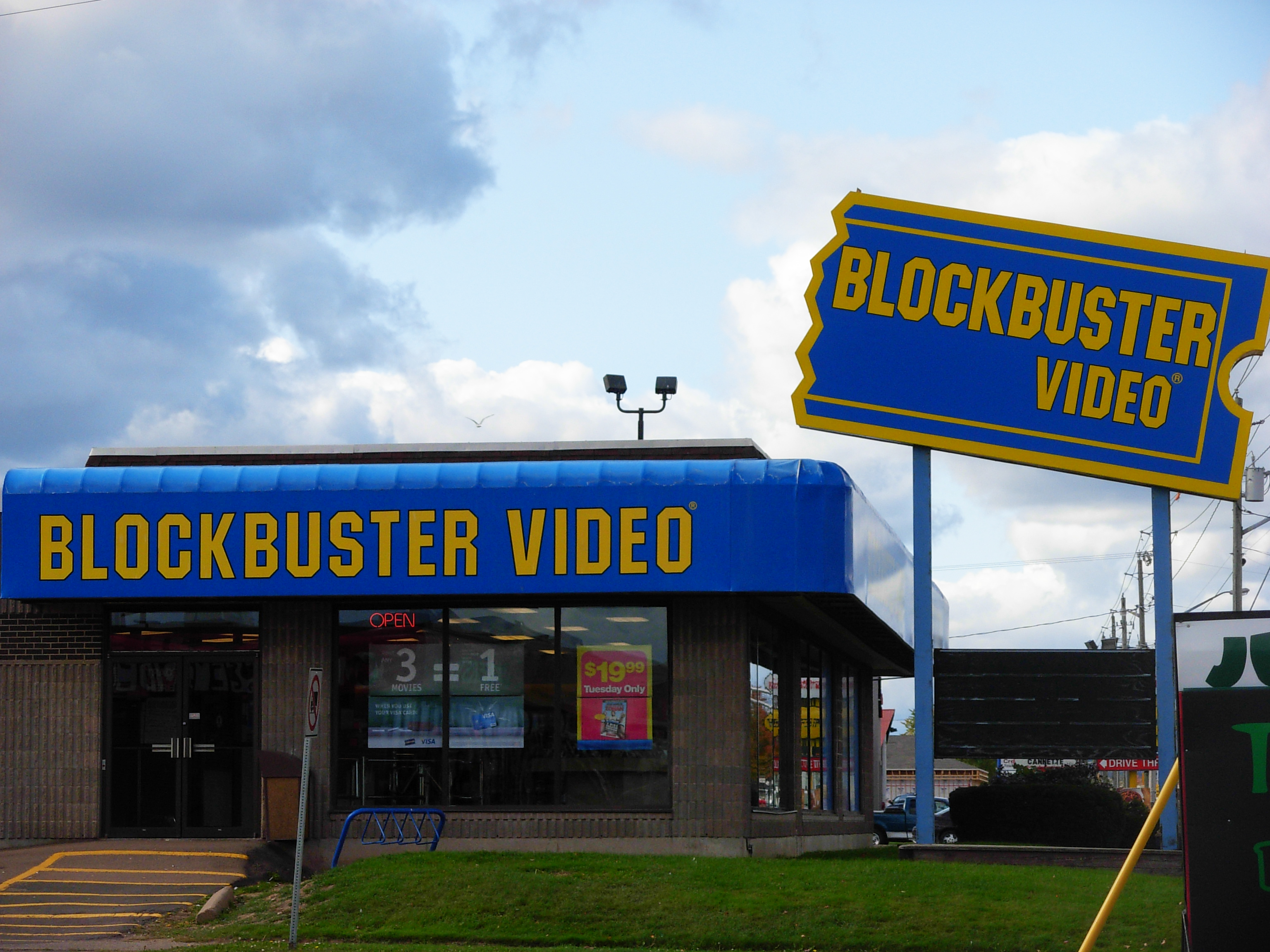 Poor Movie Rental Selection Since the Demise of Blockbuster