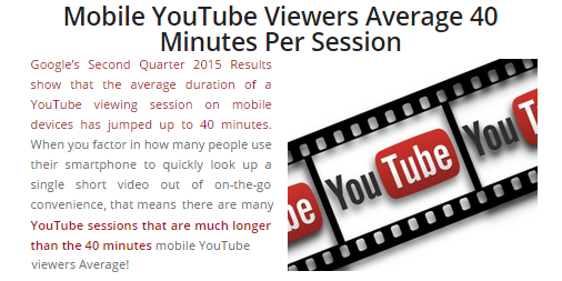 mobileytviewers40minutesessions