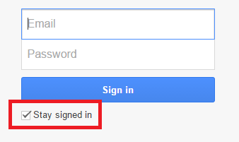keep-signed-in-checkbox